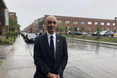 Bobby Pellerin candidat du Parti populaire dans Rosemont–La Petite-Patrie