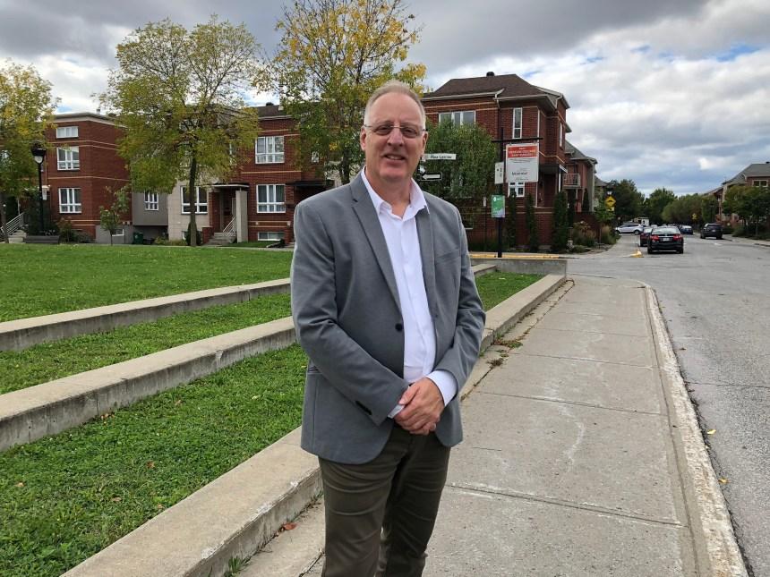 Jean Désy candidat du Parti vert dans Rosemont–La Petite-Patrie
