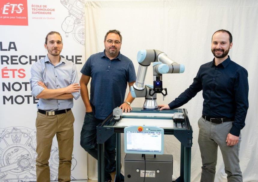 Des robots pour contrer la pénurie de main-d'œuvre