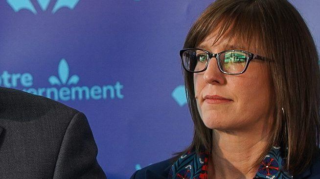 Accusée d'entretenir un climat de travail «toxique», une ministre caquiste claque la porte