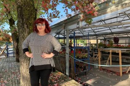 Lori Morrison, candidate du NPD pour Dorval-Lachine-LaSalle
