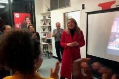 Mélanie Joly réélue