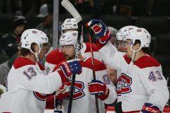 Kane marque deux fois en avantage numérique, les Sharks battent le Canadien 4-2