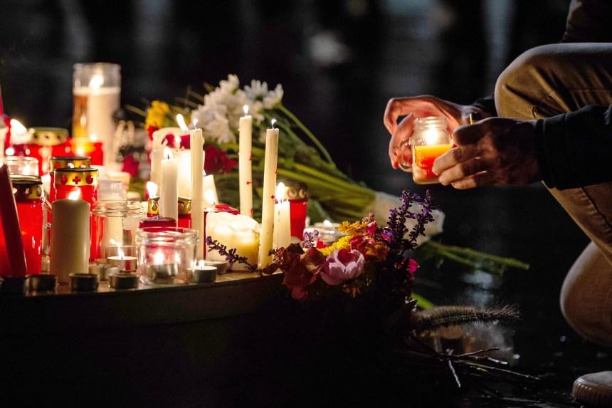 Allemagne: deux morts dans un attentat antisémite, «l'extrême droite» suspectée