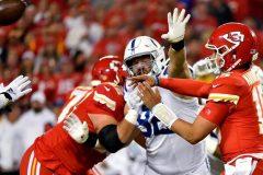 Marlon Marck et les Colts infligent aux Chiefs leur premier revers