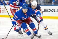 Les Oilers restent invaincus en l'emportant 4-1 contre les Rangers