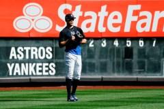 Giancarlo Stanton ratera un troisième match d'affikée pour les Yankees