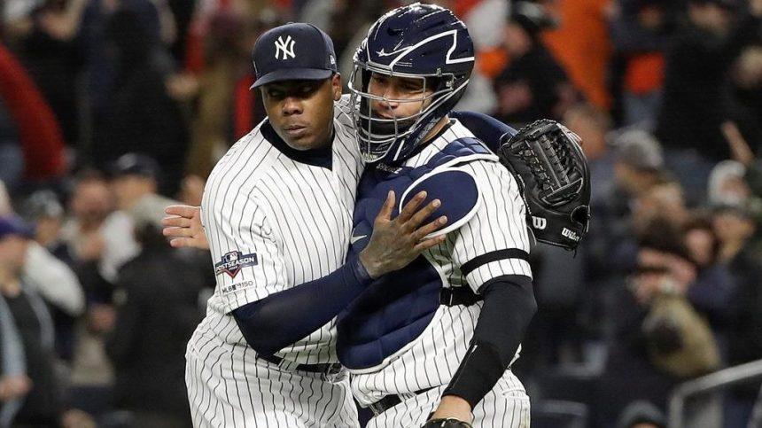 Les Yankees gagnent 4-1; les Astros mènent encore la série, 3 à 2