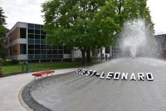 Réaménagement de la mairie de Saint-Léonard