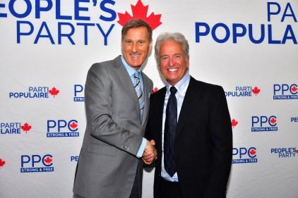 Le candidat du PPC Jean Langlais veut défendre les valeurs canadiennes