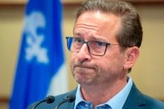 Premier caucus du Bloc à Québec: Legault décline une invitation de Blanchet