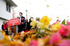 Scheer et Blanchet confiants; Singh et Trudeau à la chasse au vote progressiste
