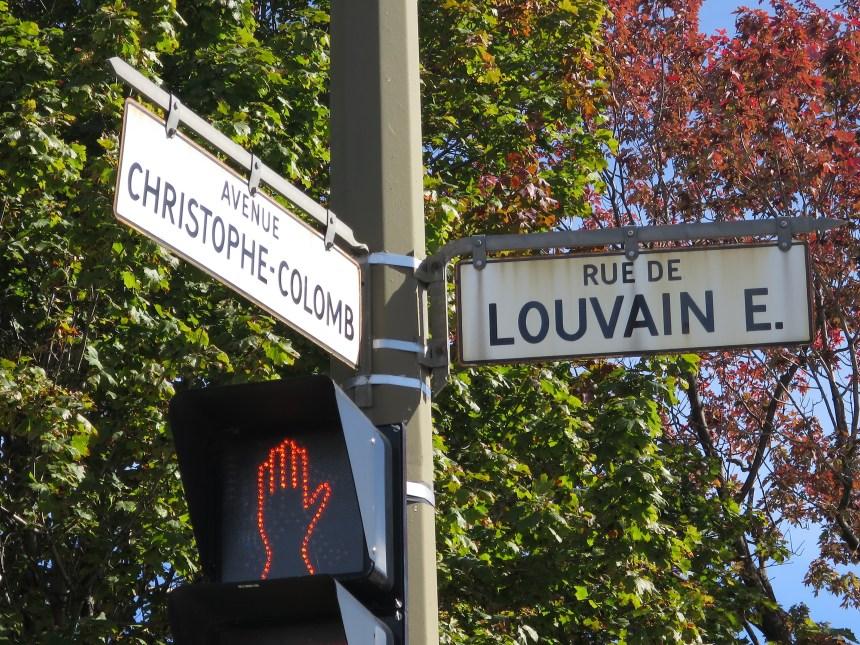 1000 logements envisagés sur le site Louvain Est