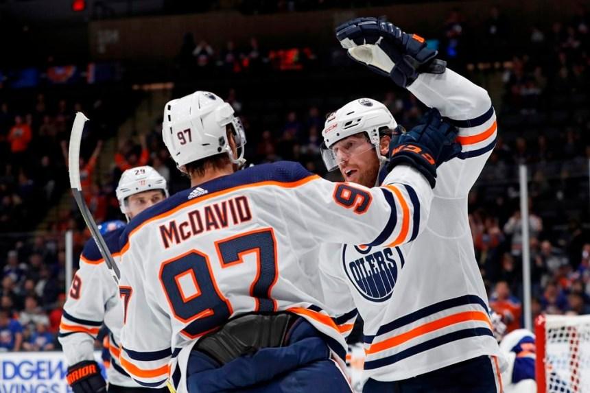 James Neal marque quatre buts et les Oilers battent les Islanders 5-2