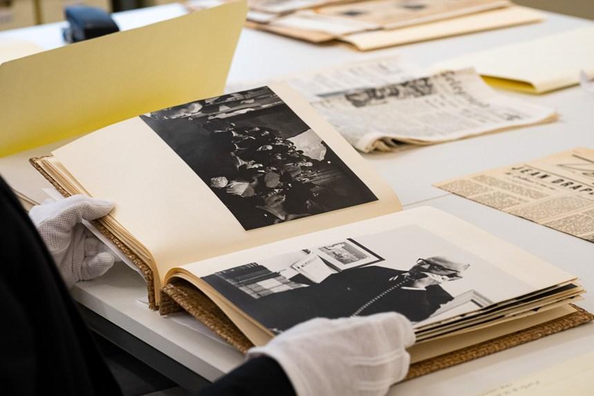 Jean Drapeau: visite au coeur des archives du «plus grand maire de Montréal»