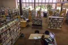 Travaux à la bibliothèque Jean-Corbeil