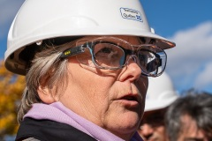 REM: malgré les inquiétudes, le chantier sera «dans les temps et le budget», assure Rouleau