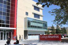 Le Collège Ahuntsic sonne la fin des plumes