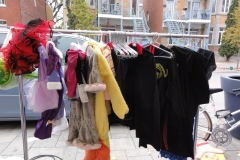 Troque ton costume d'Halloween dans RDP-PAT