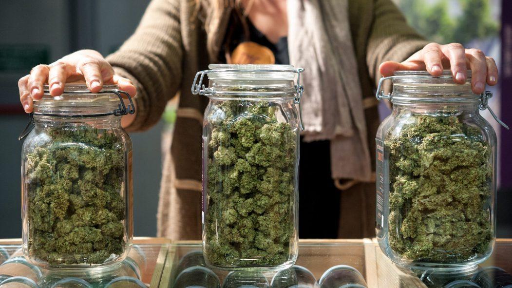 Industrie du cannabis