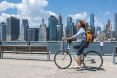 New York va redoubler d'efforts pour les vélos à partir de 2022