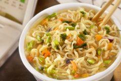 Nutrition: les nouilles instantanées, mauvaises pour les enfants