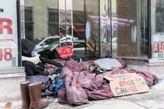 Itinérance: Montréal et Québec bouclent le financement du «wet shelter» et d'autres ressources