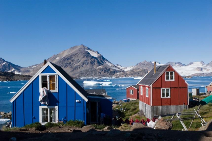 Groenland: le défi du tourisme sur l'île de Kulusuk