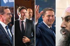 Face-à-Face TVA: les chefs s'affrontent