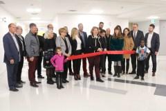 Le projet d'agrandissement de l'école Saint-François-d'Assise inauguré