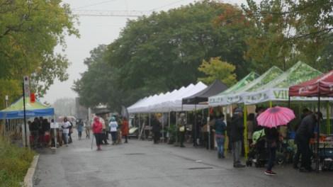 Marché d'automne Ahuntsic-Cartierville
