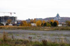Ancien hippodrome: Montréal acquiert un terrain près de la station de métro Namur
