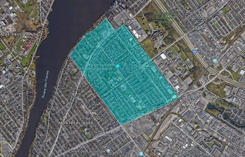 Un projet immobilier communautaire majeur envisagé pour le nord-est de Montréal-Nord