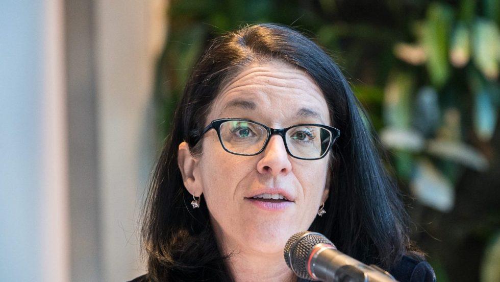 Sonia Lebel, présidente du Conseil du Trésor