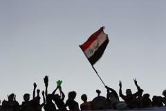 L'Irak va demeurer en grève «jusqu'à la chute du régime»