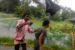 Cyclone Bulbul: deux millions d'évacués au Bangladesh