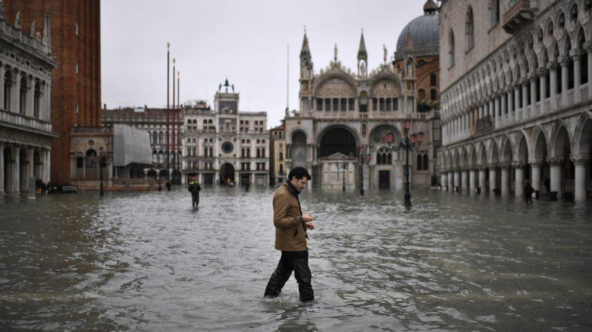 Venise se prépare à une troisième grave inondation en une semaine