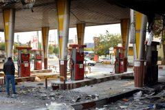 Iran: encore quelques émeutes après une hausse du prix de l'essence