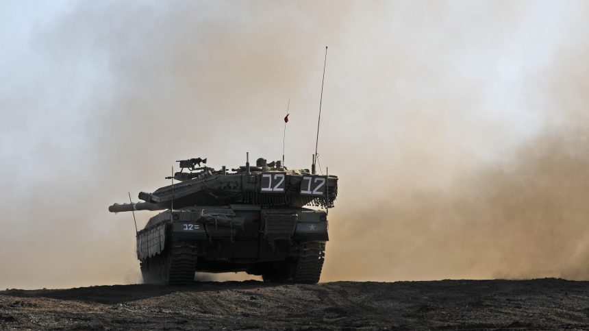 Israël effectue des frappes de «grande ampleur» en Syrie