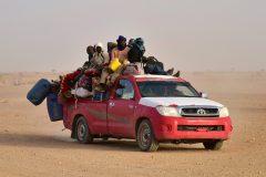 Niger: grogne dans le Nord en raison de la baisse de l'immigration clandestine