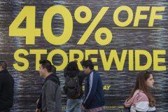 Les ventes en ligne du «Black Friday» franchissent un record aux États-Unis