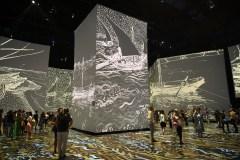 Van Gogh en format géant