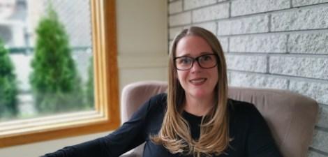 Mélanie Gagnon, proche aidante
