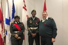 Jour du Souvenir : les cadets paraderont au côté des vétérans