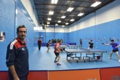 Tennis de table : démystifier le sport à coup d'échanges