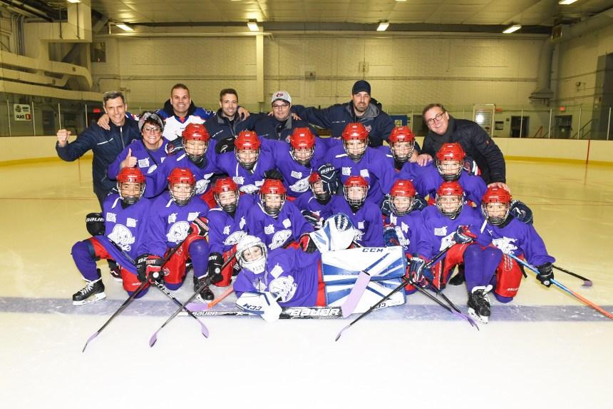 Succès de la première campagne Hockey Fights Cancer