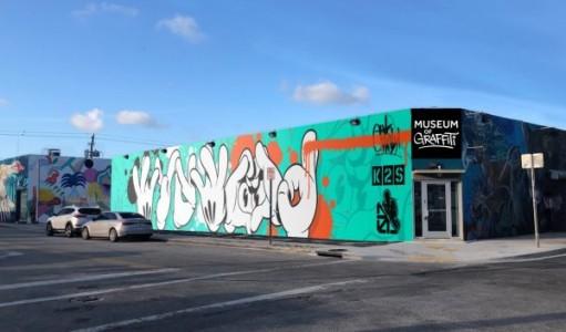 Un nouveau musée du graffiti sera inauguré à Miami en même temps qu'Art Basel