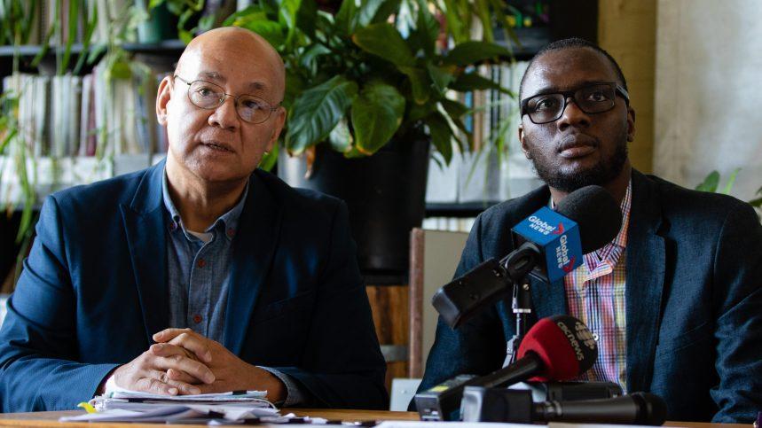 Profilage racial: un policier montréalais pointé du doigt par la Commission des droits de la personne