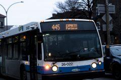 Les autobus express en perte de vitesse à Montréal