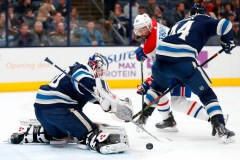 Pierre-Luc Dubois amasse trois points et le Canadien s'incline 5-2 à Columbus